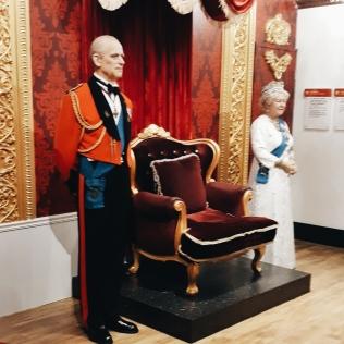Prince Phillip & Queen Elizabeth